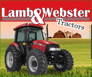 Looking for Tractors, Farm equipment or Lawn & Garden Equipment? Check out any of the Lamb & Webster stores
